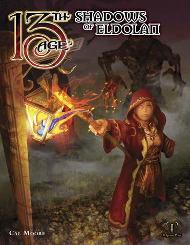 Shadows of Eldolan: 13th Age Fantasy Adventure