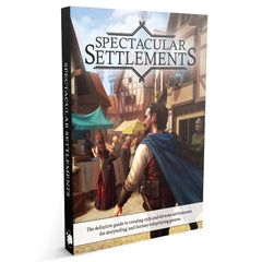 Spectacular Settlements - Sourcebook for D&D 5e 5th Edition