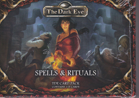 The Dark Eye - Spells & Rituals Card Pack