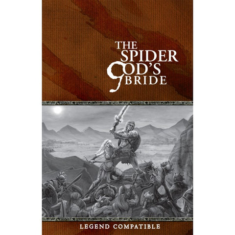 The Spider God's Bride - 10 Adventures for Legend RPG