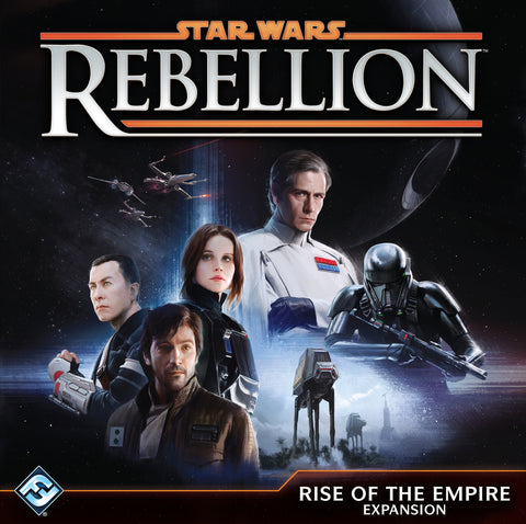 Rise of the Empire Expansion: Star Wars Rebellion