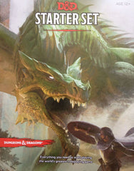 Dungeons & Dragons Starter Set 5th Edition 5e