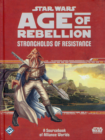 Strongholds of Resistance - Star Wars Age of Resistance