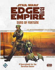 Suns of Fortune - Star Wars Edge of Empire Sourcebook