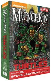 Munchkin: Teenage Mutant Ninja Turtles (TMNT)