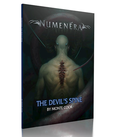 The Devil's Spine - A Numenera Adventure by Monte Cook