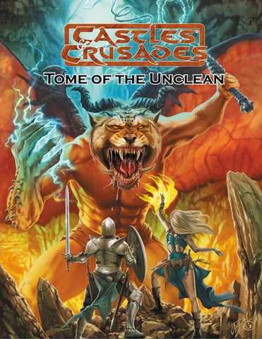 Tome of the Unclean - Castles and Crusades
