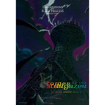 Tower of the Stargazer (reprint)