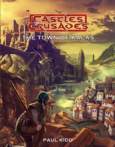 Town of Kalas - Urban setting for Castles and Crusades
