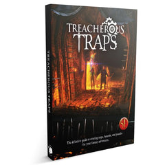 Treacherous Traps - Sourcebook for D&D 5e 5th Edition