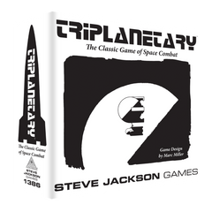 Triplanetary: Classic Space Game reprinted
