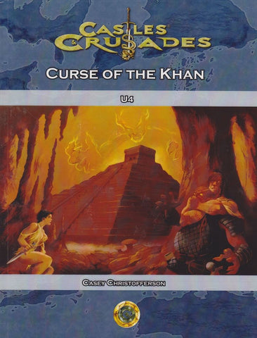 U4 Curse of the Khan - Castles and Crusades