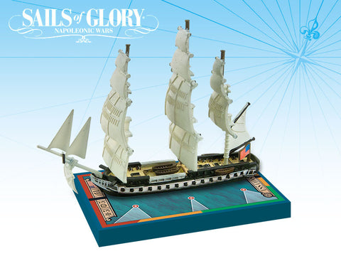 USS Constitution - Sails of Glory Ship Pack - SGN202A