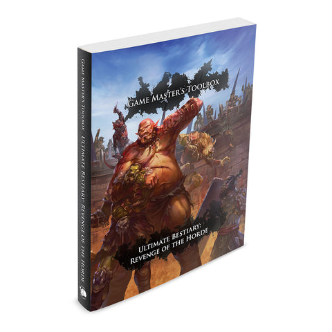 Ultimate Bestiary: Revenge of the Horde - for 5e and Pathfinder