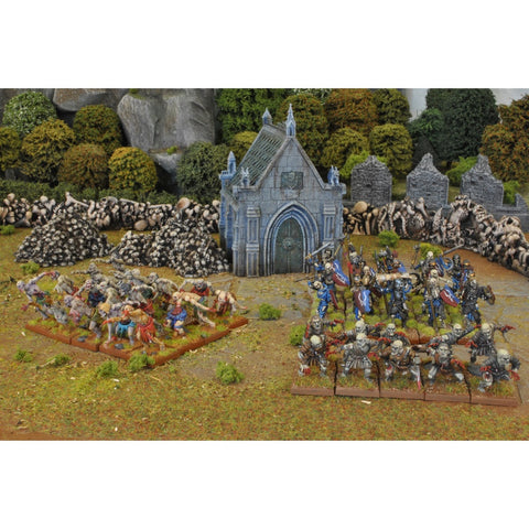 Undead One player Battleset - Kings of war