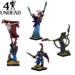 Undead Death Kings Cabal - Kings of War