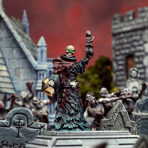 Undead Necromancer - Kings of War