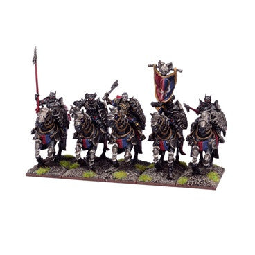 Undead Soul Reaver Cavalry Troop - Kings of War