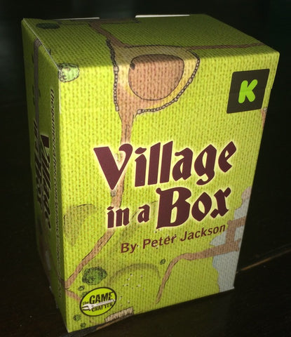 Village in a Box - Kickstarter edition