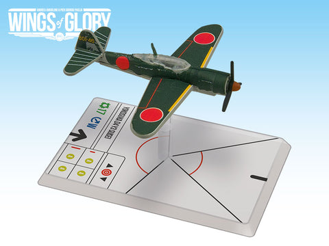 WW2 Wings of Glory - Yokosuka D4Y3 Suisei (Kokutai 601)