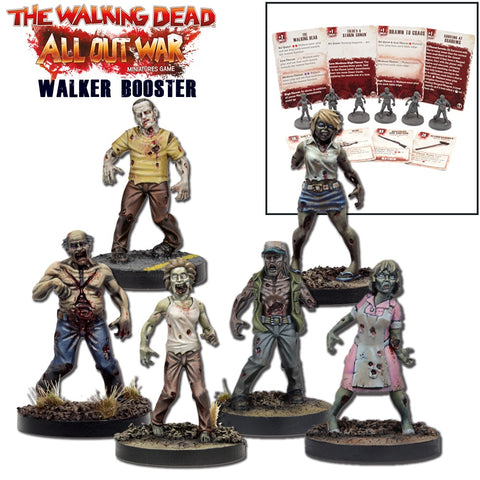 Walker Booster - Walking Dead