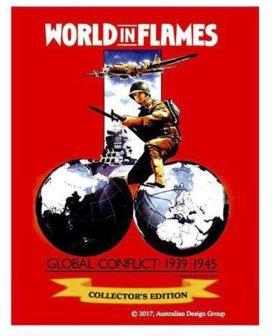 World In Flames: Classic Game Collector's Edition