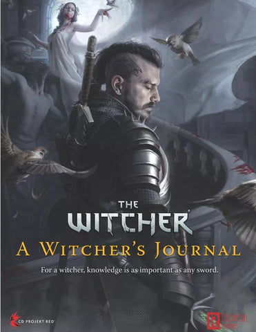 A Witcher's Journal: The Witcher RPG