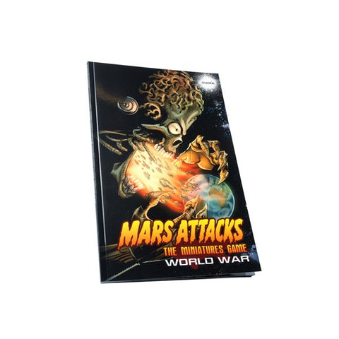 Mars Attacks: The Miniatures Game - World War