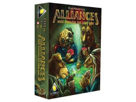 Alliances - A World Domination Trick Taking Game