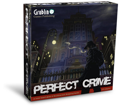 Perfect Crime - The Heist Board Game - Due in January 2017