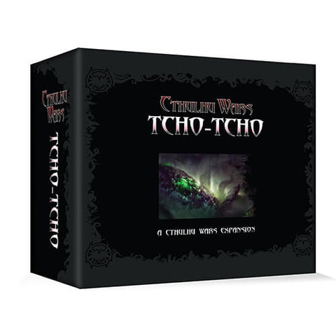 Cthulhu Wars: Tcho-Tcho Faction Expansion