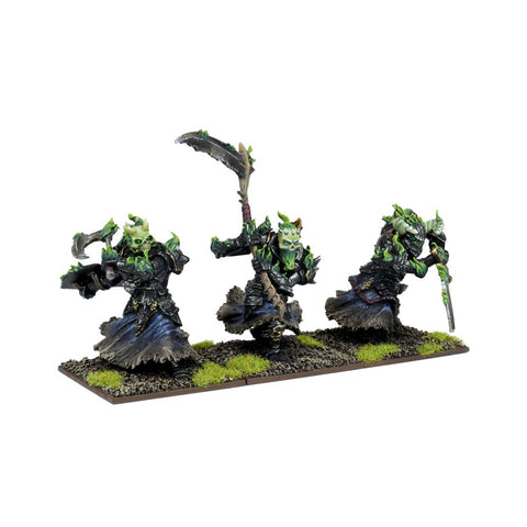 Undead Wights Regiment - Kings of War