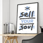 sell your soul, home decoration, inspirational quote