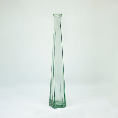 yesterday long glass vase - een stip
