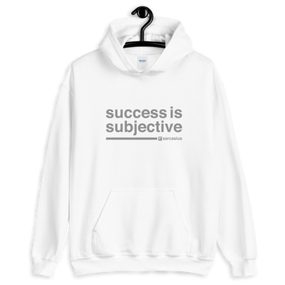 funny hoodies, edgy hoodies, success
