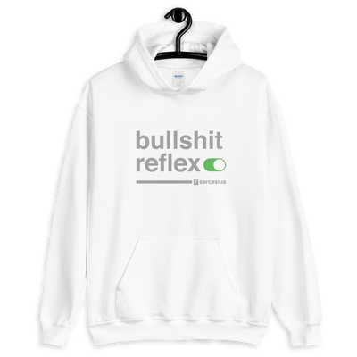 sarcastic quotes i call bullshit reflex edgy hoodies