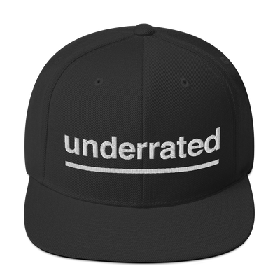 snapback hats, sarcastic quotes, underrated