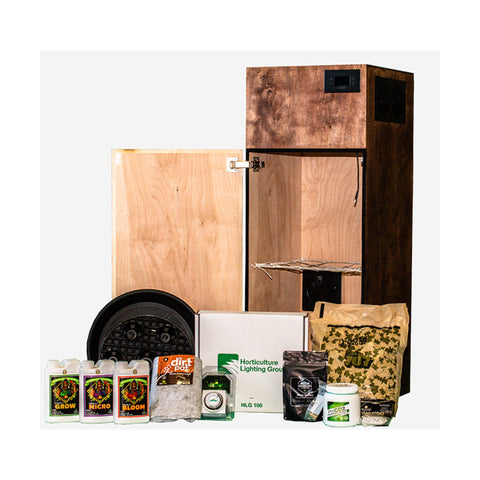 Grow Cabinets-Midwest Grow Co