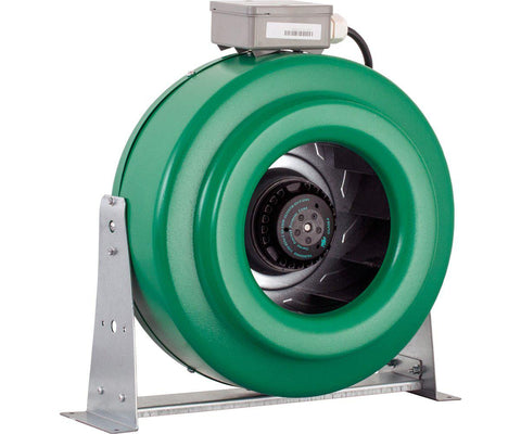 10 inch In-Line Fan 760 CFM-Ventilation-Midwest Grow Co