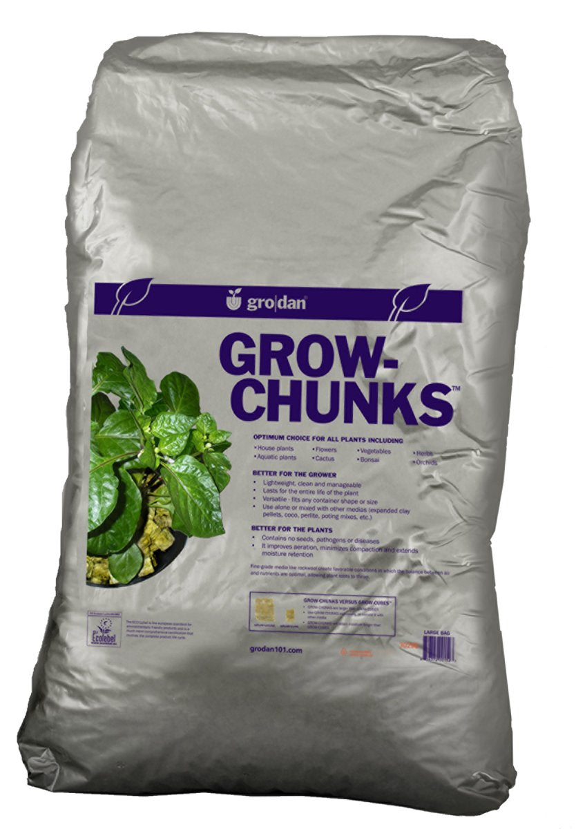Grow Chunks, 2cf bag, case of 3