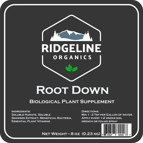 Ridgeline Root Down Biological Plant Supplement