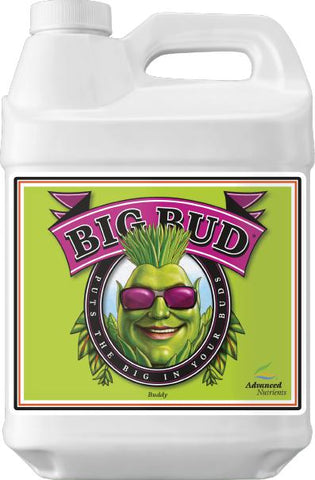 Advanced Nutrients Big Bud-Nutrients & Additives-Midwest Grow Co