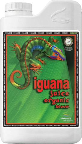 Advanced Nutrients Iguana Juice Organic Bloom-OIM-Nutrients & Additives-Midwest Grow Co