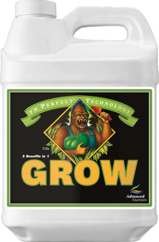 Advanced Nutrients pH Perfect Grow-Nutrients & Additives-Midwest Grow Co