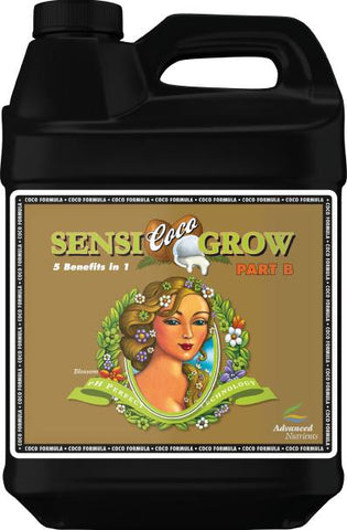 Advanced Nutrients pH Perfect Sensi Grow Coco Part B-Nutrients & Additives-Midwest Grow Co