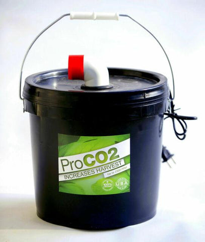 Air-Forced Pro Co2 Bucket-Accessories-Midwest Grow Co