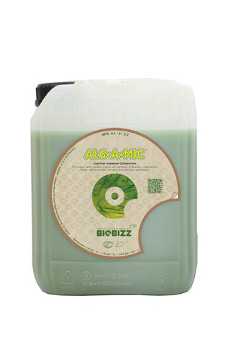 BioBizz Alg-a-Mic-Nutrients & Additives-Midwest Grow Co