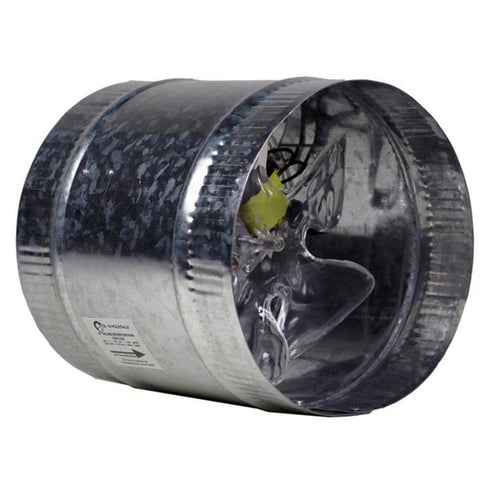 Grow1 Booster In-Line Duct Fan-Ventilation-Midwest Grow Co