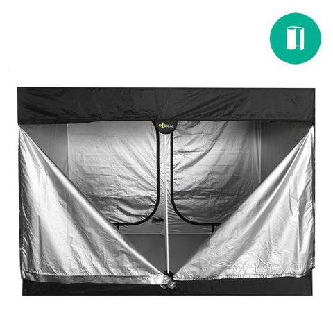One Deal Grow Tent 5'x10'x6.5'-Tents & Tarps-Midwest Grow Co