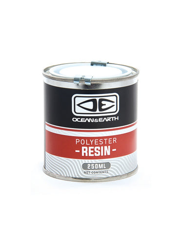 OCEAN AND EARTH POLYESTER RESIN 250ML